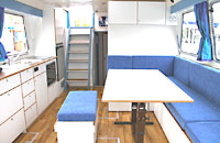 Ideal House boat for groups